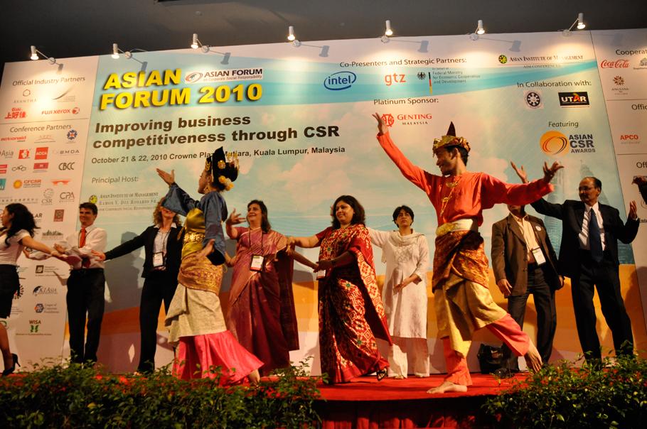 AIM Forum 2010