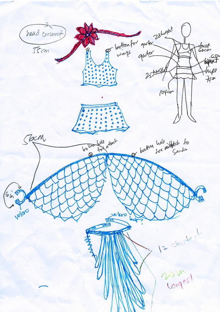 CostumeDoodles